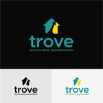 Trove Logo - Entry #47