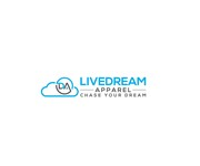 LiveDream Apparel Logo - Entry #254