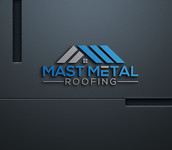 Mast Metal Roofing Logo - Entry #88