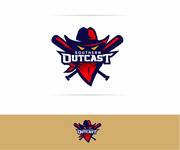 Southern Outcast Logo - Entry #26