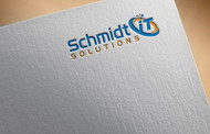 Schmidt IT Solutions Logo - Entry #136