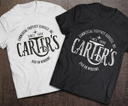 Carter's Commercial Property Services, Inc. Logo - Entry #216