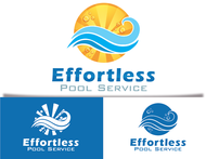 Effortless Pool Service Logo - Entry #72
