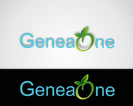 GeneaOne Logo - Entry #187