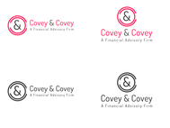 Covey & Covey A Financial Advisory Firm Logo - Entry #2
