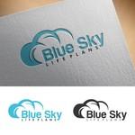 Blue Sky Life Plans Logo - Entry #363