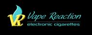 Vape Reaction Logo - Entry #81