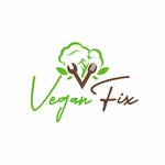 Vegan Fix Logo - Entry #309