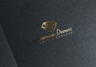 American Diamond Cattle Ranchers Logo - Entry #75
