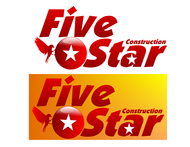 Five Star Logo - Entry #21