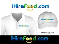 iHireFood.com Logo - Entry #63