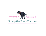 ScoopThePoop.com.au Logo - Entry #51