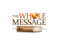 The Whole Message Logo - Entry #47
