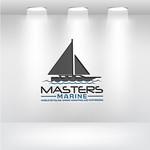 Masters Marine Logo - Entry #96