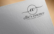 ellie's essence candle co. Logo - Entry #54