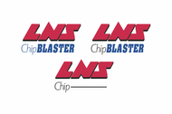 LNS CHIPBLASTER Logo - Entry #92