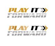 Play It Forward Logo - Entry #168