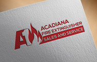 Acadiana Fire Extinguisher Sales and Service Logo - Entry #321