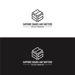 Sapphire Shades and Shutters Logo - Entry #45