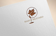 Maple Mustard Logo - Entry #2