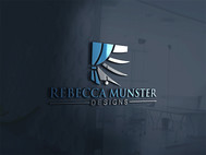 Rebecca Munster Designs (RMD) Logo - Entry #2