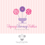 Topsey turvey tables Logo - Entry #116
