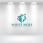 White Wolf Consulting (optional LLC) Logo - Entry #8