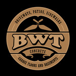BWT Concrete Logo - Entry #74