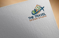 The Travel Design Studio Logo - Entry #47