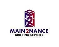 MAIN2NANCE BUILDING SERVICES Logo - Entry #321