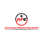 Acadiana Fire Extinguisher Sales and Service Logo - Entry #203
