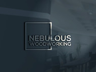 Nebulous Woodworking Logo - Entry #172