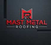 Mast Metal Roofing Logo - Entry #62