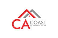CA Coast Construction Logo - Entry #23