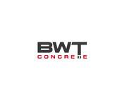 BWT Concrete Logo - Entry #143