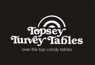 Topsey turvey tables Logo - Entry #128