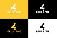 Four love Logo - Entry #142