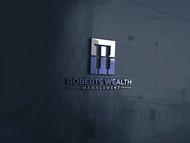 Roberts Wealth Management Logo - Entry #14