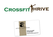CrossFit Thrive Logo - Entry #21