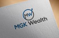 MGK Wealth Logo - Entry #63