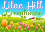 Lilac Hill Greenhouse Logo - Entry #167