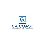 CA Coast Construction Logo - Entry #281