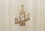Rams Duty Free + Smoke & Booze Logo - Entry #352