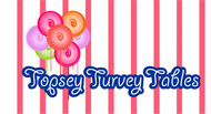 Topsey turvey tables Logo - Entry #42
