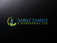 Sabaz Family Chiropractic or Sabaz Chiropractic Logo - Entry #175