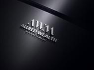 ALLRED WEALTH MANAGEMENT Logo - Entry #920