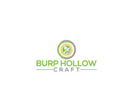 Burp Hollow Craft  Logo - Entry #137