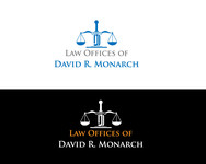 Law Offices of David R. Monarch Logo - Entry #57