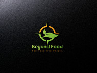 Beyond Food Logo - Entry #124