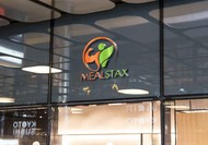 MealStax Logo - Entry #94